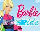 العاب باربي الدراجة النارية
