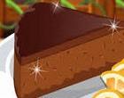 لعبة طبخ كيكة الشوكولاته