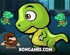 لعبة طفل الديناصور بيبي دينو
