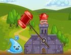 لعبة حماية القلعة
