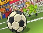 لعبة كرة قدم فلاش