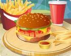 لعبة طبخ همبرجر ماكدونالدز